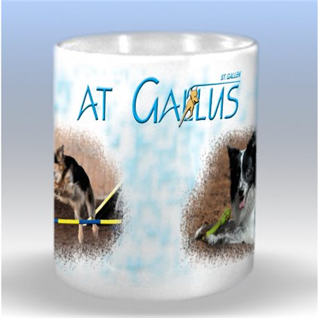 Tasse mit AT Gallus Logo