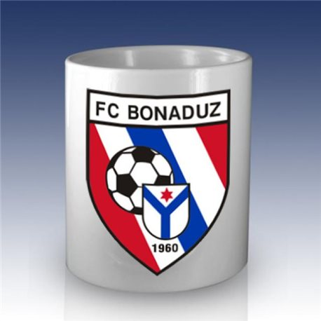 Tasse mit FC Bonaduz Logo