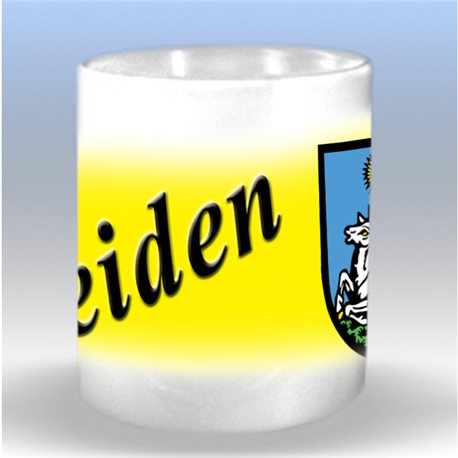 Tasse mit FC Heiden Logo