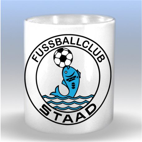 Tasse mit FC Staad Clublogo