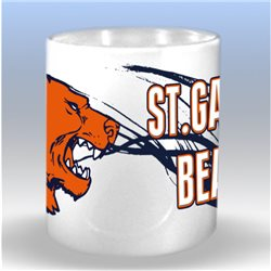 St.Gallen Bears Tasse