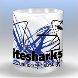 Tasse UHC White Sharks