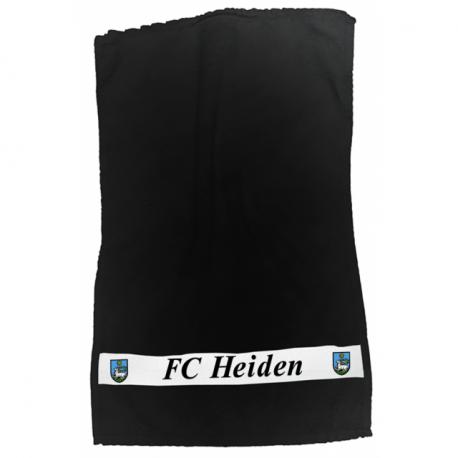 Tuch FC Heiden mit Clublogo