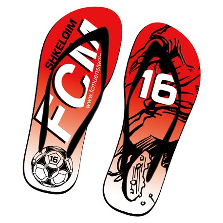 FC Münsterlingen Flip-Flops