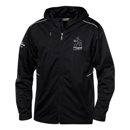 FC Gams Softshell-Jacke für Herren
