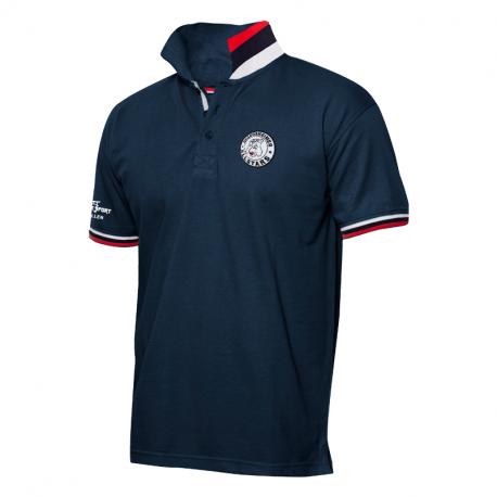 UHC Degersheimer All-Stars NEWTON Polo-Shirt mit gewobenem Clublogo