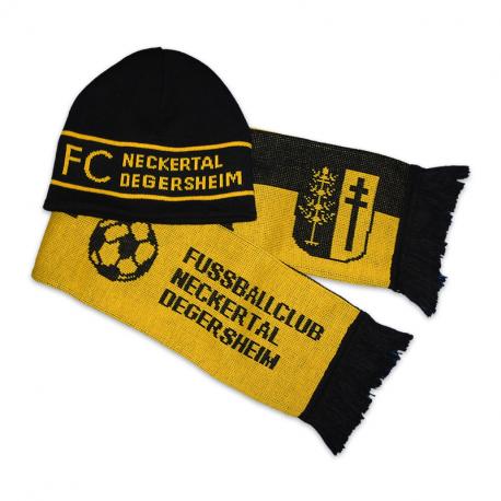 FC Neckertal-Degersheim Wintermütze und Schal Aktionspaket