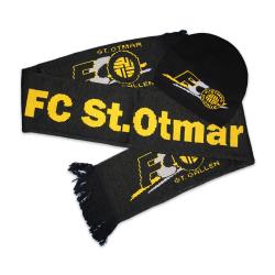 FC St.Otmar Wintermütze und Schal Aktionspaket