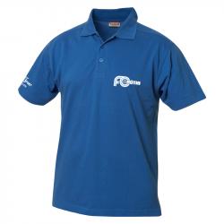 FC Rüthi GIBSON Polo-Shirt mit Clublogo für Herren