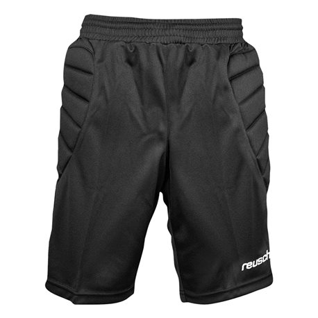Reusch Base Short Junior padded black