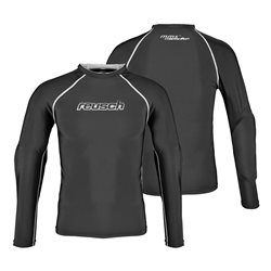 Reusch Compression Shirt Padded black