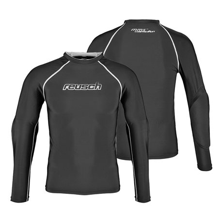 Reusch Compression Shirt Padded black