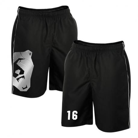 UHC Speicher Bears CLIQUE HOLLIS Shorts - Schwarz