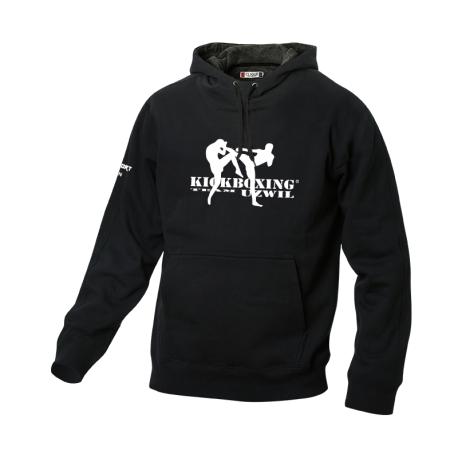 Kickboxing Team Uzwil CLIQUE CARMEL Kapuzen-Sweater