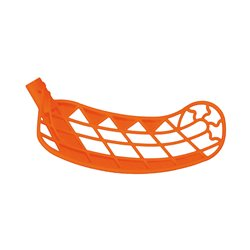 EXEL Unihockey Schaufel Megalomaniac MB - neon orange