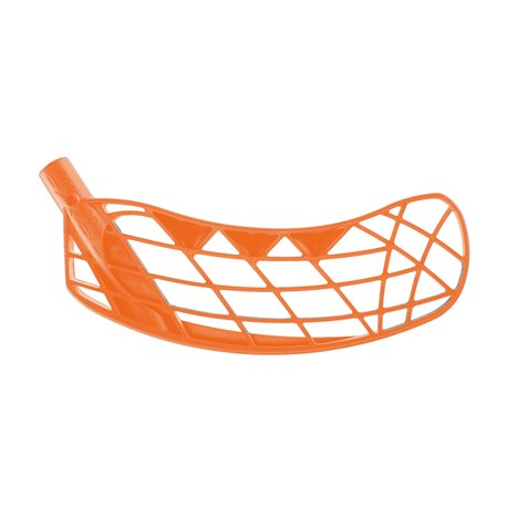 EXEL Unihockey Schaufel Mega 2.0 medium neon orange