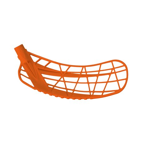 EXEL Unihockey Schaufel ICE medium neon orange