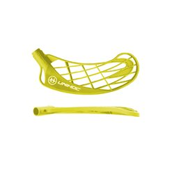 UNIHOC Schaufel CAVITY Z medium - neon gelb