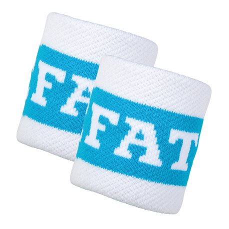 FAT PIPE Unihockey Wristband BUGATTI 2er Pack