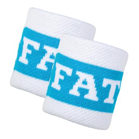 FAT PIPE Unihockey Wristband BUGATTI 2er Pack