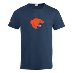St.Gallen Bears CLIQUE Fashin-T Shirt - Herren