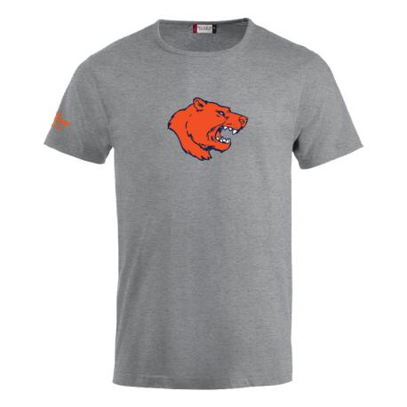 St.Gallen Bears CLIQUE Fashion-T Shirt - Herren