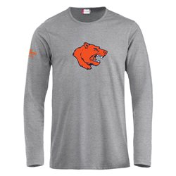 St.Gallen Bears T-Shirt langarm mit Clublogo gross