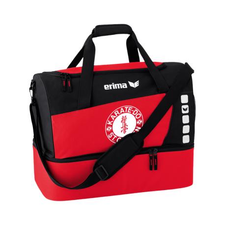 Karate-Do SG ERIMA Sporttasche mit Bodenfach