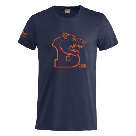 St.Galler Bears Clique BASIC-T  2016 Spezial T-Shirt
