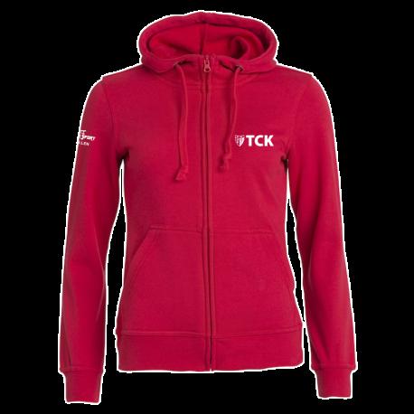 TC-Kreuzlingen BASIC Hoody Full Zip - Damen
