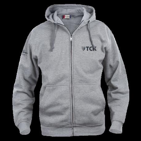TC-Krezlingen BASIC Hoody Full Zip - Herren