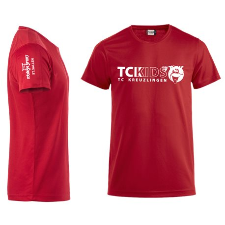 TC-Krezlingen ICE-T Shirt - Kinder