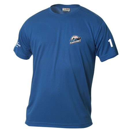 Baseballclub Romanshorn Submarines Trainings T-Shirt - Herren