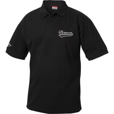 Unicorns Baseballclub Poloshirt mit Clublogo - Herren