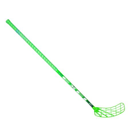 EXEL Unihockey Stick V80 2.6 98 Round MB - Green