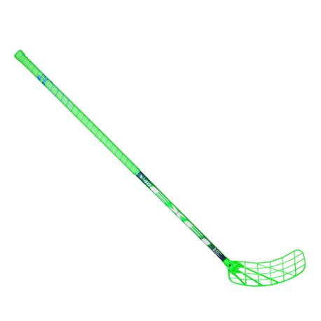 EXEL Unihockey Stick V40 2.9 98 Round SB - Green