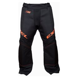 EXEL Goalie Pant S60 - Black-Orange - Kinder