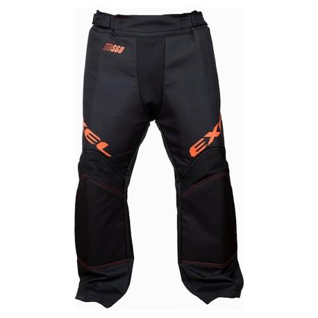 EXEL Goalie Pant S60 - Black-Orange - Kinder