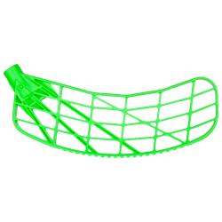 EXEL Unihockey Schaufel VISION MB neon green