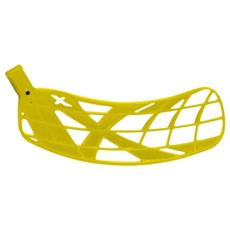 EXEL Unihockey Schaufel X  MB neon yellow