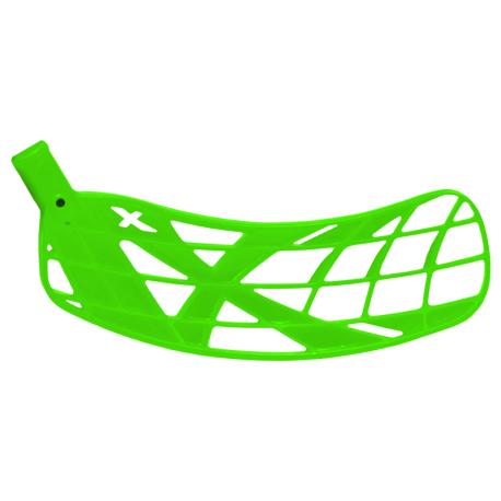 EXEL Unihockey Schaufel X SB neon green