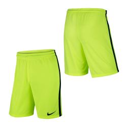 NIKE League Knit Short ohne Innenslip - Gelb