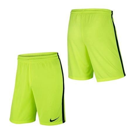 NIKE League Knit Short ohne Innenslip - Gelb