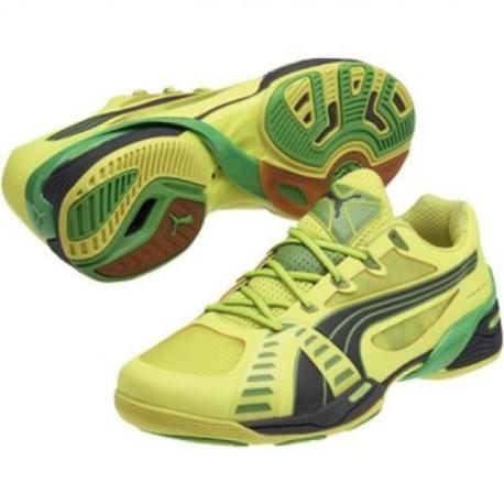 Puma Accelerate VI gelb/schwarz/grün