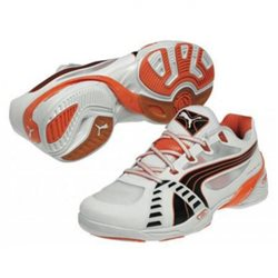 Puma Accelerate weiss/orange