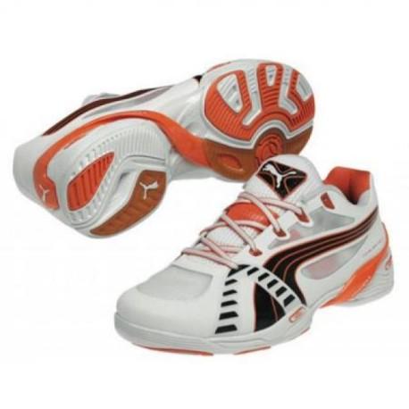 Puma Accelerate weiss/orange