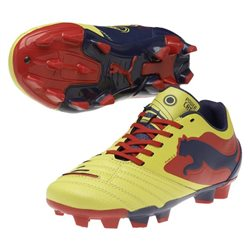 PUMA PowerCat 3.13 JR gelb/rot