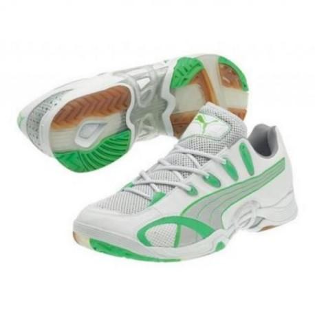 Puma Accelerate V white-green