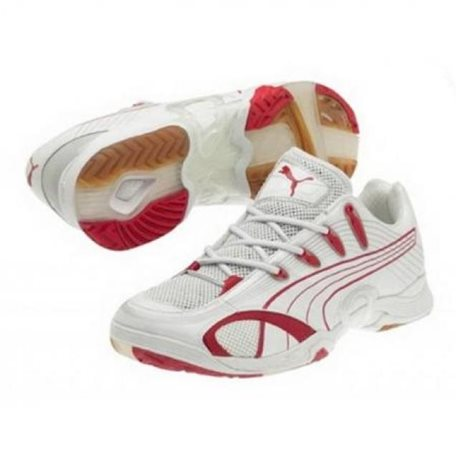 Puma Accelerate V white-red Women