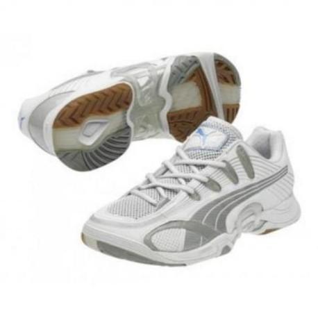 Puma Accelerate V white-silver Women